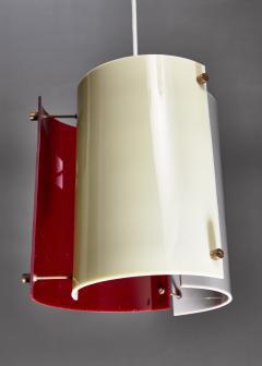 Yki Nummi Yki Nummi plexiglass pendant lamp for Orno Finland 1960s - 1138539