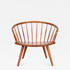 Yngve Ekstr m 1950s Oak Easy Chair by Yngve Ekstro m Model Arka  - 824832