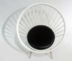 Yngve Ekstr m Pair of Round Chair by Yngve Ekstrom 1960 - 1882301