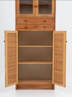 Yngve Ekstr m Swedish Mid Century Modern Pine Cabinet Model Furubo by Yngve Ekstr m - 1433882