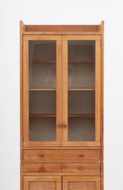 Yngve Ekstr m Swedish Mid Century Modern Pine Cabinet Model Furubo by Yngve Ekstr m - 1433883