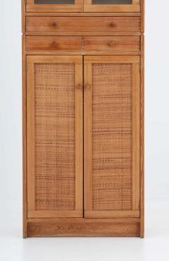 Yngve Ekstr m Swedish Mid Century Modern Pine Cabinet Model Furubo by Yngve Ekstr m - 1433884