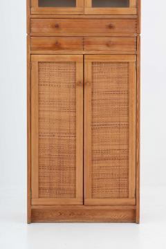 Yngve Ekstr m Swedish Mid Century Modern Pine Cabinet Model Furubo by Yngve Ekstr m - 1433886