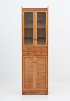 Yngve Ekstr m Swedish Mid Century Modern Pine Cabinet Model Furubo by Yngve Ekstr m - 1433887