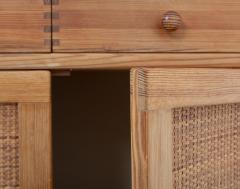 Yngve Ekstr m Swedish Mid Century Modern Pine Cabinet Model Furubo by Yngve Ekstr m - 1433888