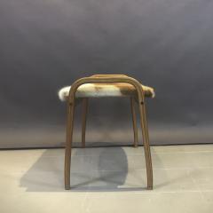Yngve Ekstr m Yngve Ekstr m Cowhide Lamino Lounge Chair Ottaman Swedese - 1745638