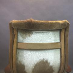 Yngve Ekstr m Yngve Ekstr m Cowhide Lamino Lounge Chair Ottaman Swedese - 1745646