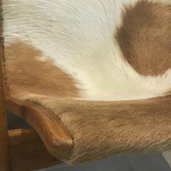 Yngve Ekstr m Yngve Ekstr m Cowhide Lamino Lounge Chair Ottaman Swedese - 1745647