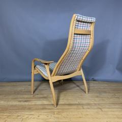 Yngve Ekstr m Yngve Ekstr m Lamino Lounge Chair Ottoman Swedese Designed 1954 - 1525072