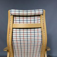 Yngve Ekstr m Yngve Ekstr m Lamino Lounge Chair Ottoman Swedese Designed 1954 - 1525073