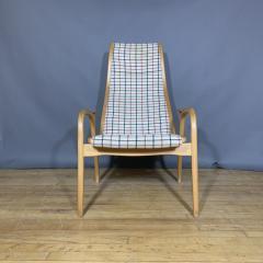 Yngve Ekstr m Yngve Ekstr m Lamino Lounge Chair Ottoman Swedese Designed 1954 - 1525076