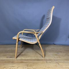 Yngve Ekstr m Yngve Ekstr m Lamino Lounge Chair Ottoman Swedese Designed 1954 - 1525077