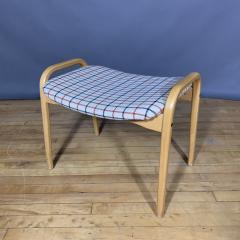 Yngve Ekstr m Yngve Ekstr m Lamino Lounge Chair Ottoman Swedese Designed 1954 - 1525079