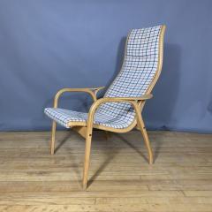 Yngve Ekstr m Yngve Ekstr m Lamino Lounge Chair Ottoman Swedese Designed 1954 - 1525080