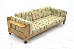 Yngve Ekstrom Rare Three Seat Sofa by Yngve Ekstr m Sweden 1960s - 628627