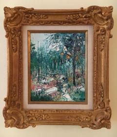 Yolande Ardissone Fontainbleu Forest I - 1233351