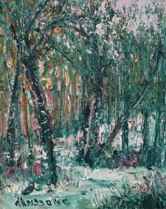Yolande Ardissone Fontainbleu Forest II - 1233403