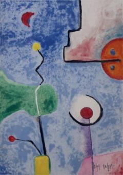 Yoshihiro Ueda Graphic Geometric Abstract by Yoshihiro Ueda - 1071724