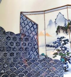 Yoshisuke Takeshige A Massive Japanese Arita Presentation Porcelain Plate Meiji Period - 955529