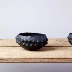 Young Mi Kim Small Black glazed bowls by Young Mi Kim - 1255723