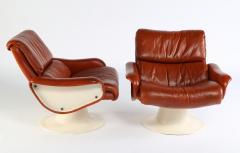 Yrjo Kukkapuro 1960s Yrjo Kukkapuro Saturn Lounge Chairs - 482640