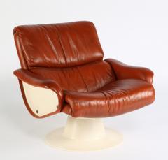 Yrjo Kukkapuro 1960s Yrjo Kukkapuro Saturn Lounge Chairs - 482641