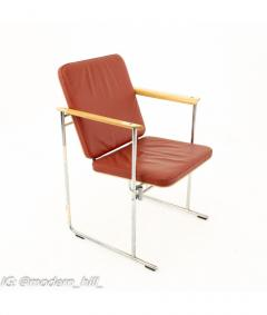Yrjo Kukkapuro Yjro Kukkapuro Mid Century Dining Chairs Set of 8 - 1821530