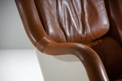 Yrjo Kukkapuro Yrj Kukkapuro 418 Lounge Chair For Haimi Finland 1960s - 1069426