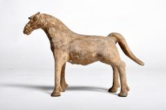 Yuan Dynasty Figure of a Horse - 1652428