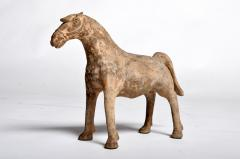 Yuan Dynasty Figure of a Horse - 1652429