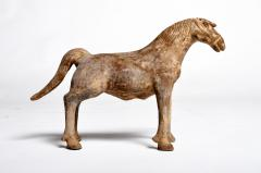 Yuan Dynasty Figure of a Horse - 1652431