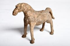 Yuan Dynasty Figure of a Horse - 1652436