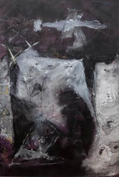 Yves Alcais Untitled Oil on Canvas by Yves Alcais - 483524