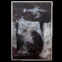 Yves Alcais Untitled Oil on Canvas by Yves Alcais - 483525
