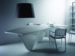 Zaha Hadid Aqua L3050 D1350 White - 2071382