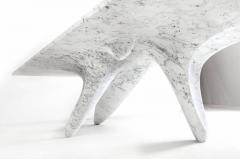 Zaha Hadid Luna Bianco Dining Table - 2057680