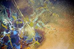 Zdzislaw Salaburski Exceptional Abstract Painting by Zdzislaw Salaburski - 923982