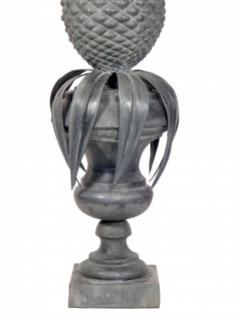 Zinc Pineapple Lamps - 1704616