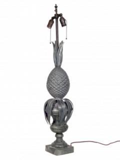 Zinc Pineapple Lamps - 1704628