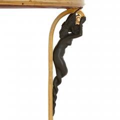 Zwiener Jansen Successeur Antique ormolu mounted centre table by Zwiener Jansen Successeur - 1287236