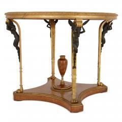 Zwiener Jansen Successeur Antique ormolu mounted centre table by Zwiener Jansen Successeur - 1287241