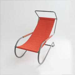 battista giudici Pair of Lido Lounge Chairs by Battista Giudici Locarno Switzerland 1936 - 1163759