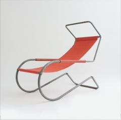 battista giudici Pair of Lido Lounge Chairs by Battista Giudici Locarno Switzerland 1936 - 1163761