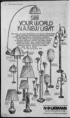 clover lamp company Chrome Floor Lamp with Chrome Cane Shade by the Clover Lamp Company 1960s - 1256431
