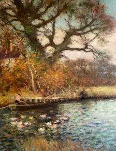 fernand toussaint On the River - 1166765