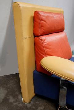 gamma arredamenti Leather Chaise by Gamma Arredamenti - 1100205