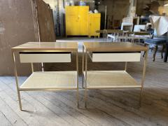 reGeneration Furniture Pair of re 392 Bedside Tables in the wider version - 1947645
