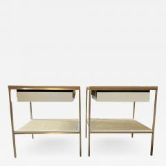 reGeneration Furniture Pair of re 392 Bedside Tables in the wider version - 1949821