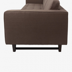 reGeneration Furniture Sofa 3 with button tufted seat and down and feather back cushions - 759431