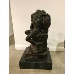 rik wouters Rik Wouters Sculpture bronze circa 1910 - 812449